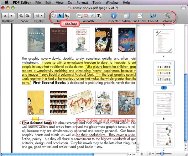 Open PDF File